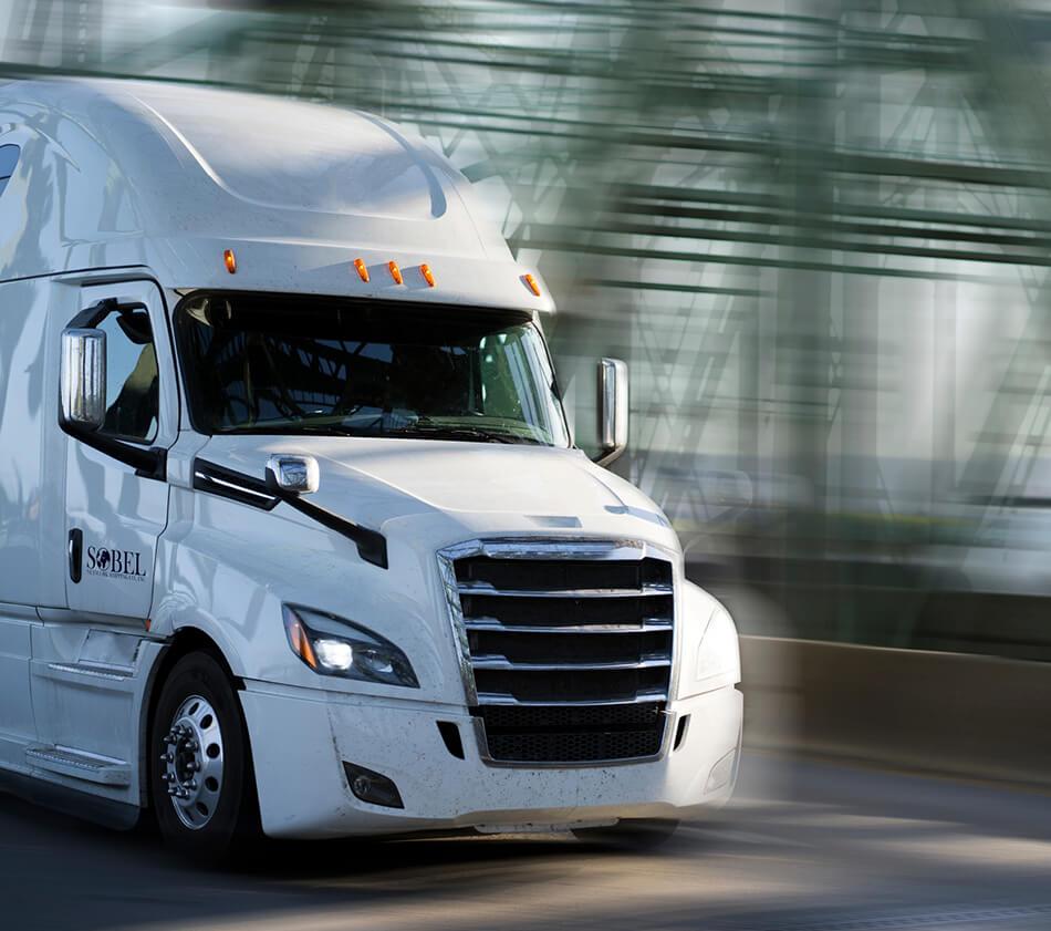 Sobel trucking image