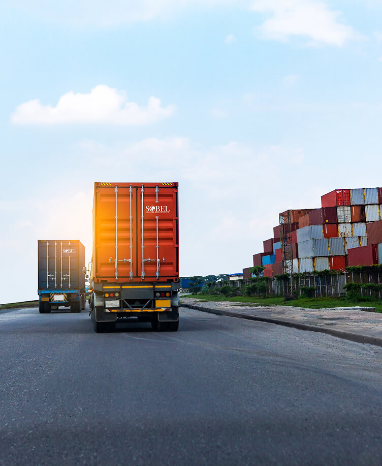 Image of freight truck.