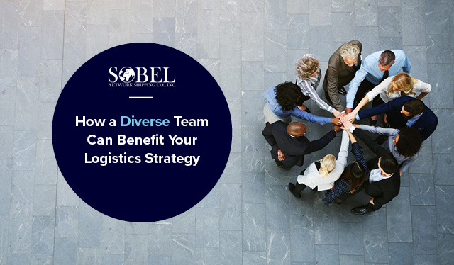 Blog image for How a Diverse Team Can Benefit Your Logistics Strategy.